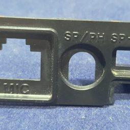 Yaesu FT-817 Original Plasic Mic Part Used