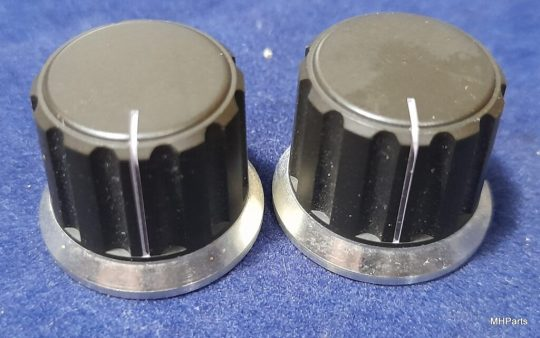 Icom IC-760 Pro , IC-765 Original Front Buttons Pair Used