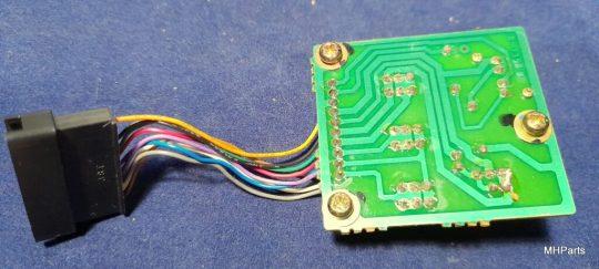 Icom IC-760 Pro , IC-765 Original B1358B Board Used Working