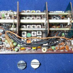 Kenwood TS-130 S Original Board J25-2789-03 Used Working