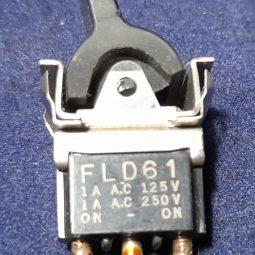 Kenwood TS-130 S Original Send Switch Used