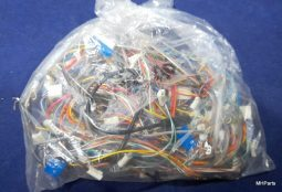 Kenwood TS-430 S Original Lot of Cable and Connectors 2 Boxes Used