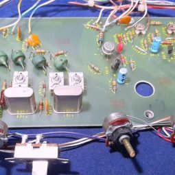 Swan SS-200A Original Full Board 038-061 Untested as a Part