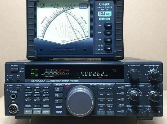 Kenwood TS-690 PLL Unit TS-690 / TS-450 HF / 50MHz Transceiver Used 2
