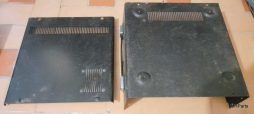 Yaesu FT-301D Upper and Lower Case Used