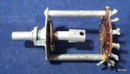Reliant (Eldico) Receiver R-104 Original Switch Part #1 Used