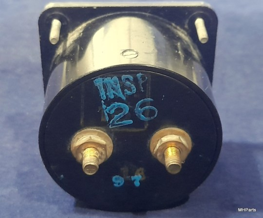 Reliant (Eldico) Receiver R-104 Original RF Power Meter For Parts