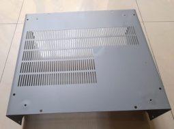 Yaesu FL-2100Z Original Upper and Lowe Case Restored Painted