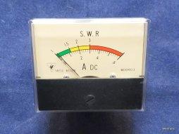 Yaesu FL-2100Z Original SWR Meter Used