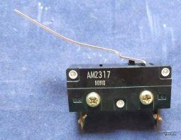 Yaesu FL-2100Z Original Case Protector Switch AM2317 Used