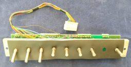 YAESU FT-ONE Original  PB-2263 Switch Panel Used