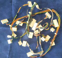 YAESU FT-ONE Original Internal Connectors  Lot Used