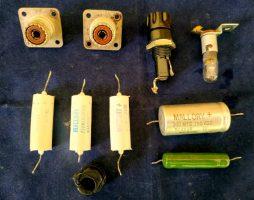 Swan 1200-X Original Mix Lot of Parts Used