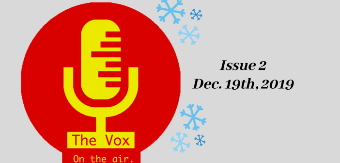 The Vox Issue 2