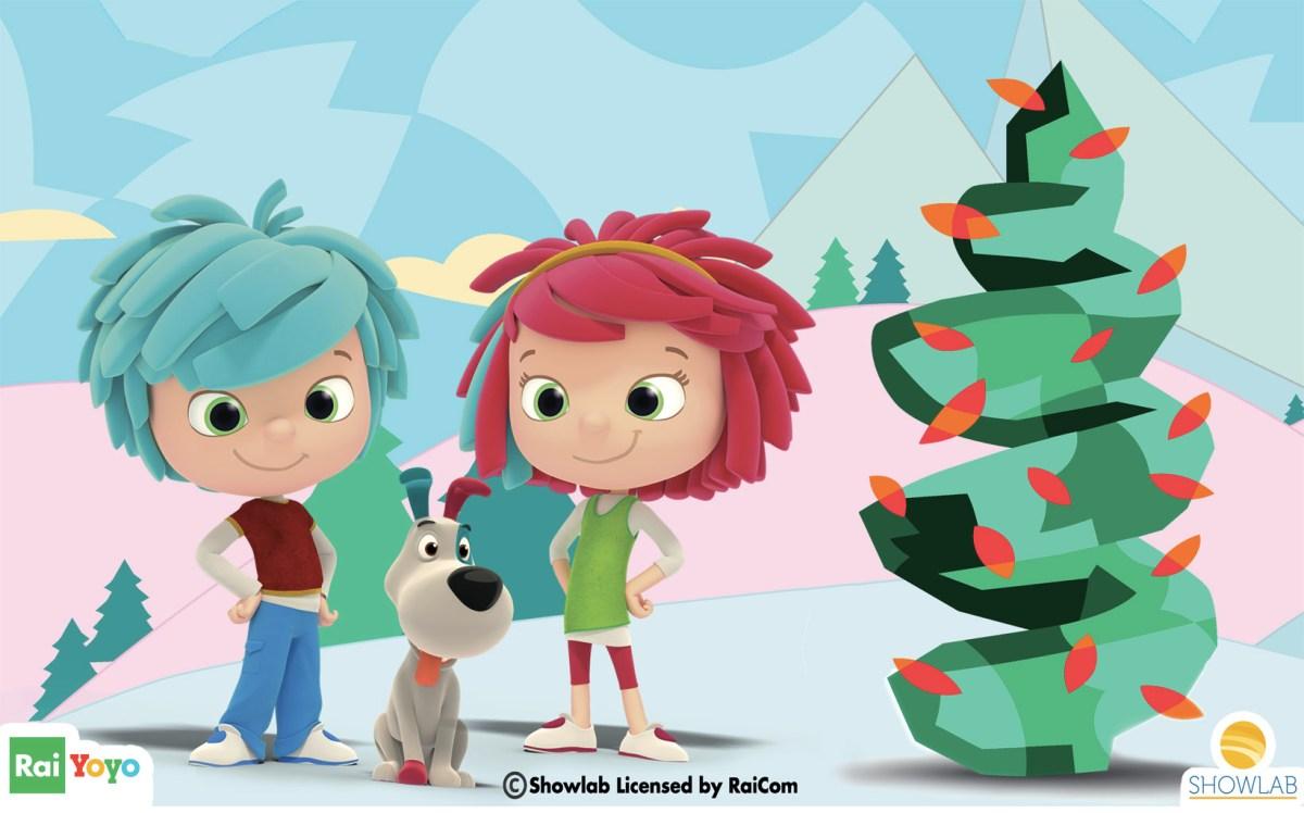 Yo & yo i gemellini del cartoon al fiordaliso mi lorenteggio.com.