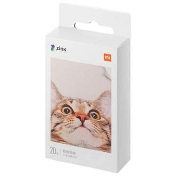 Mi Хартија за пренослив принтер, 2×3″, 20 листови