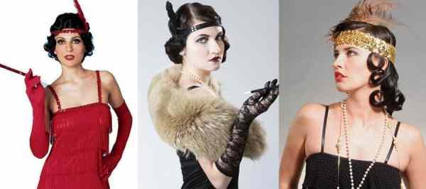 Стиль Чикаго в одежде для женщин   Mia-Donna.ru