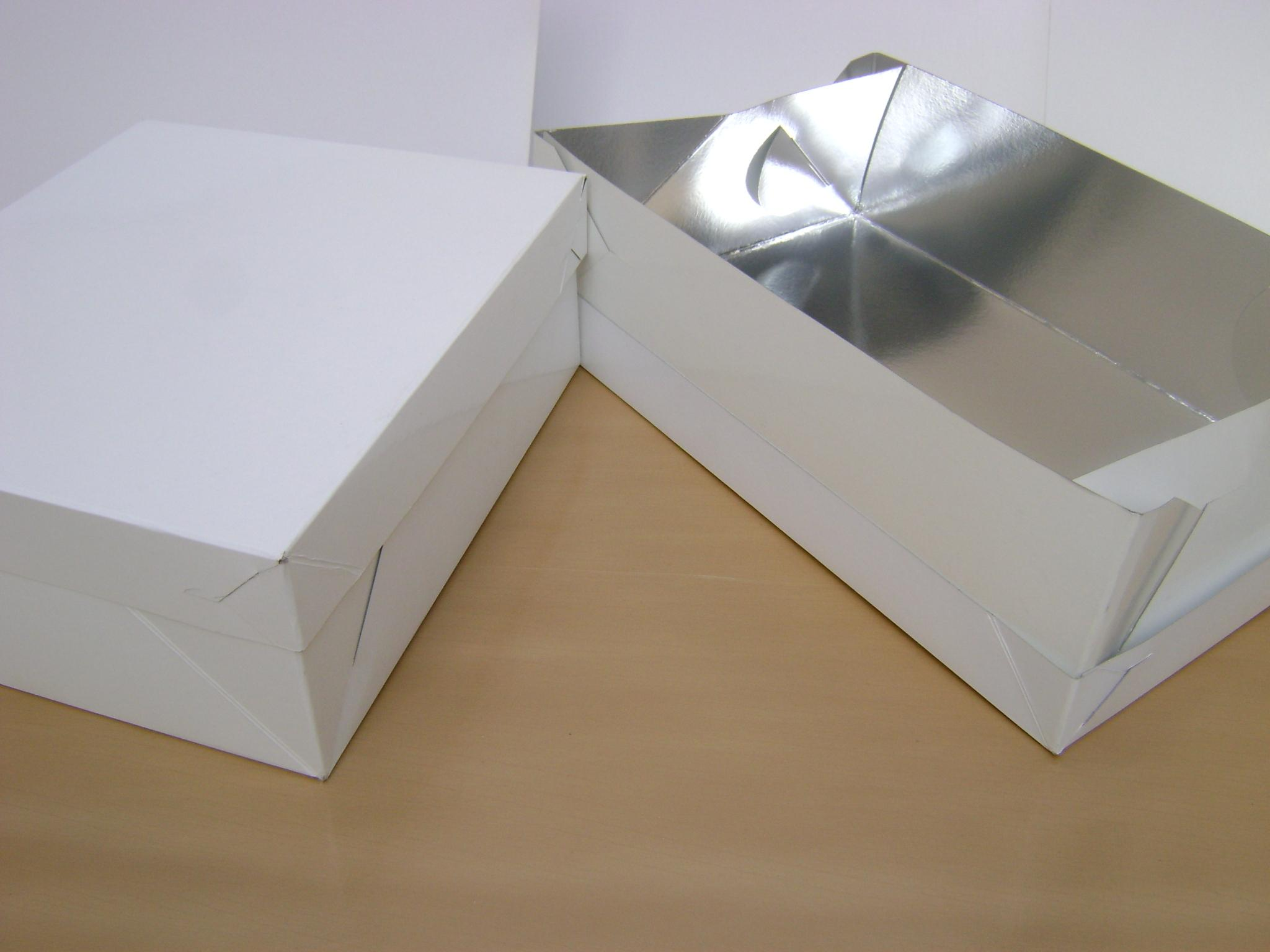 Caja para Sandwich