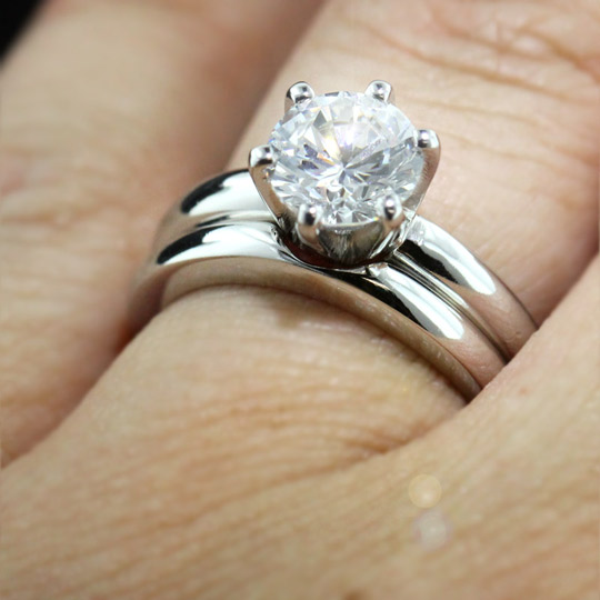 Izyaschnye Wedding Rings Engagement Rings Matching