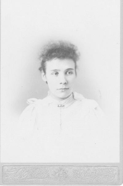 Bertha DIXON (1872-1931)