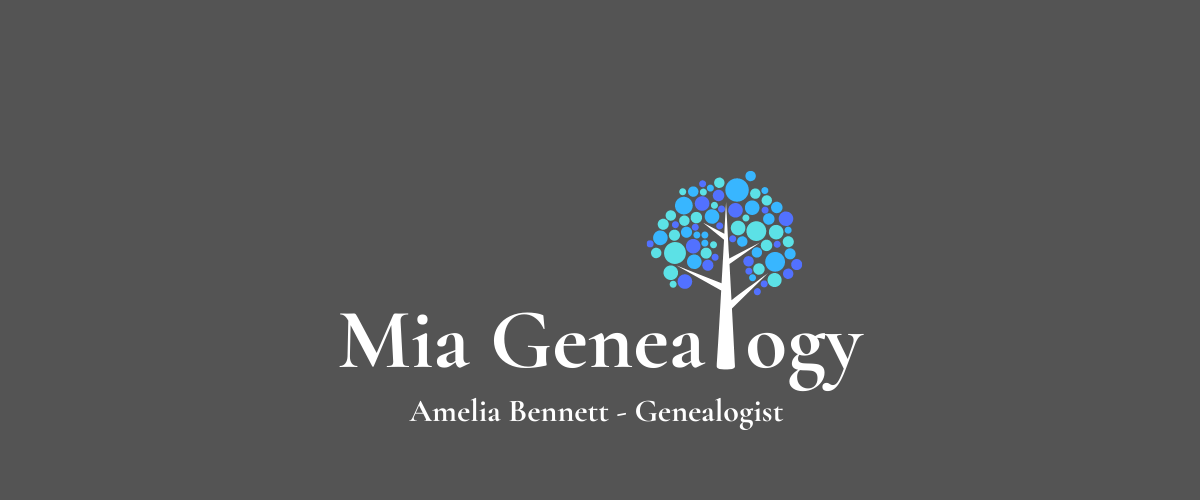 Mia Genealogy