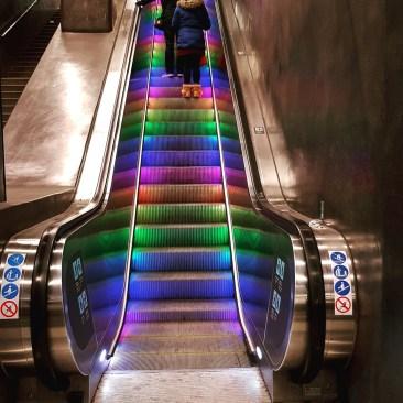 Denna namngav jag till Love escalator