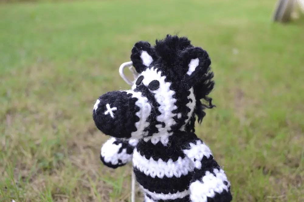 Zebra amigurumi free pattern | Crochet zebra pattern, Crochet ... | 667x1000