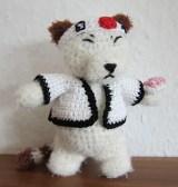 Hiroshi made by Araja. Cuute!
