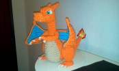 Charizard made by CristinaTorrao. It looks perfect!