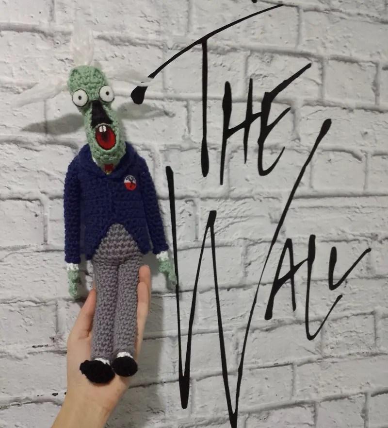 Teacher Pink Floyd The Wall