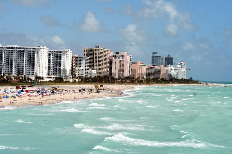 South Beach View