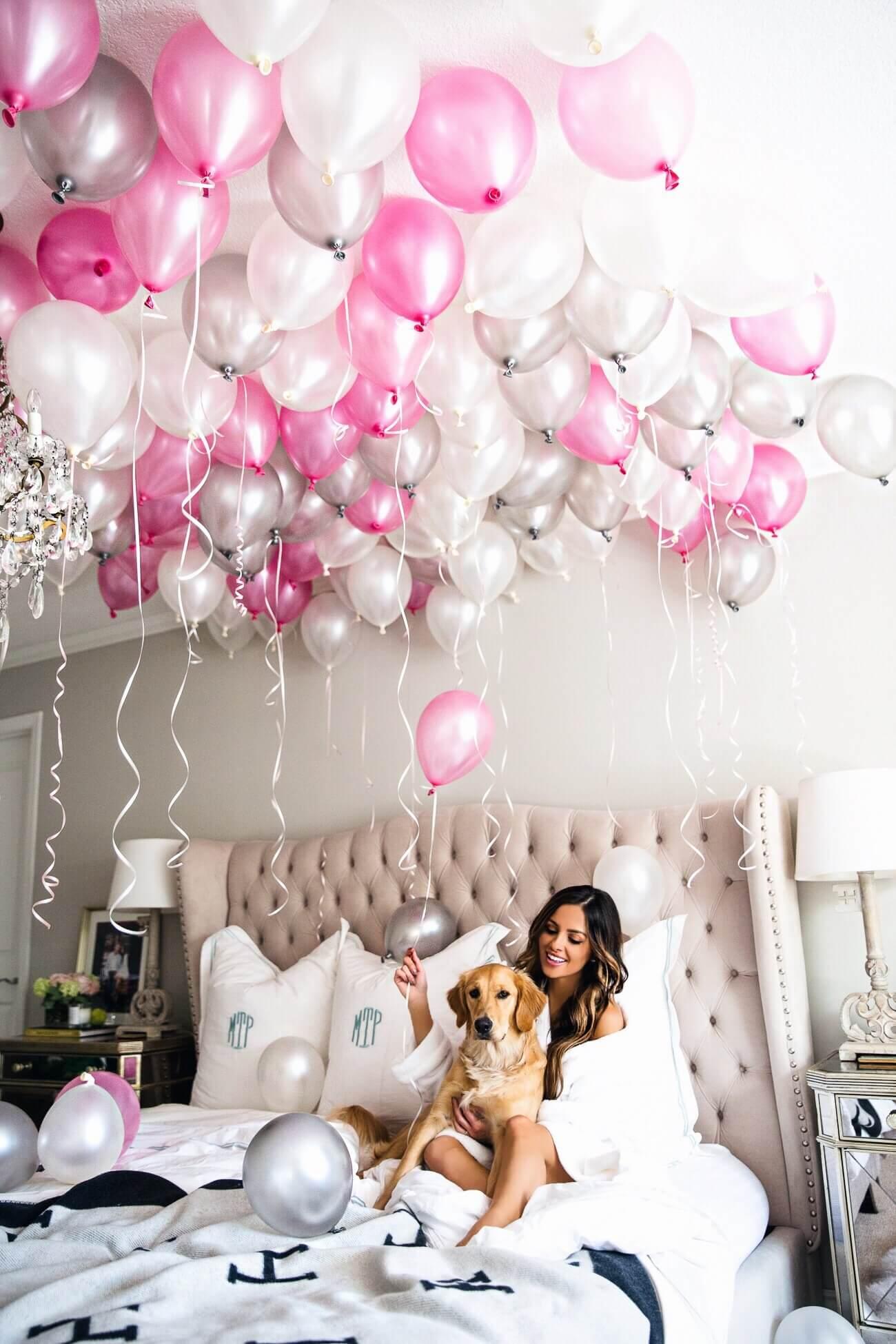 Vlog My Birthday Surprise Amp Fall Home Decor Mia Mia Mine
