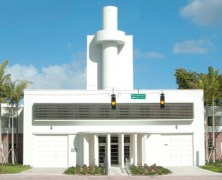 Miami Beach Historic Fire Station #2 is Refurbished and Reopened