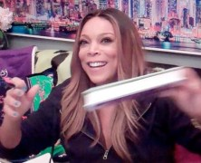 Meet the Wendy Williams discussing and signing Ask Wendy