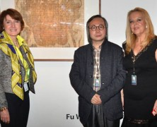 Contemporary Art Projects US presents Fu Wenjun at MA+D