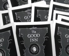 """""""The Good Inn"""" Illustrated Novel Authors Black Francis and Josh Frank Come To Miami"""