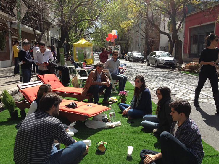 PARK(ing) Day<br/>
