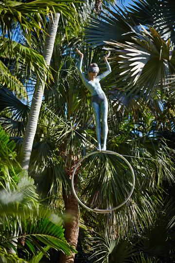 Such Great Heights: \'Art Of Balance\' Sculpture Exhibit at Fairchild ...