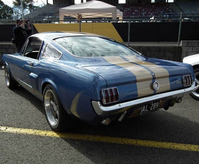 1965 Ford Mustang Shelby GT350 Fastback