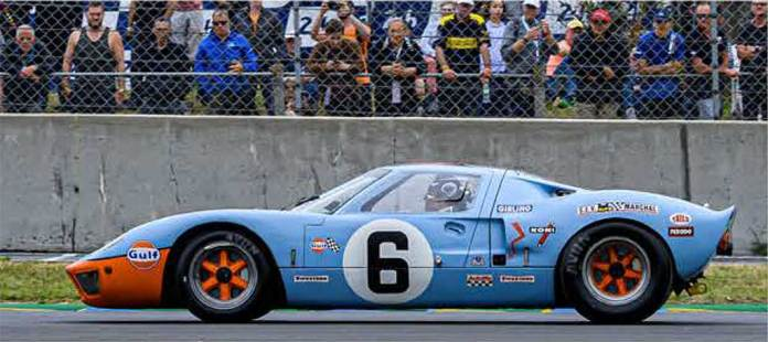 Ford GT40 RACING