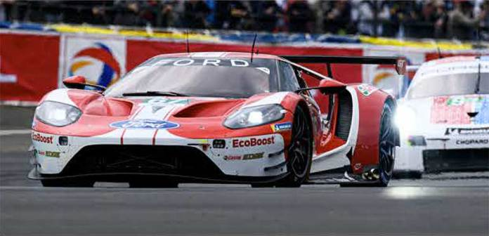Ford GT Racing Again