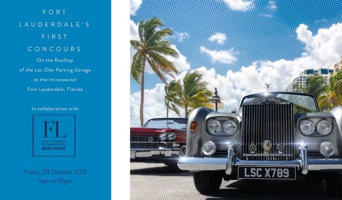 Fort Lauderdale Concours