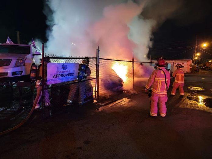 Photo Courtesy City of Miami Fire Rescue @MiamiFireRescue