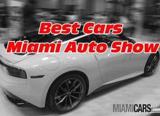Best New Cars of the Miami Auto Show
