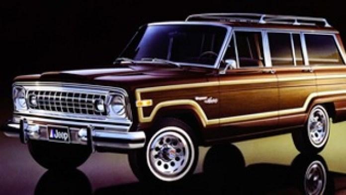 Classic Jeep Wagoneer