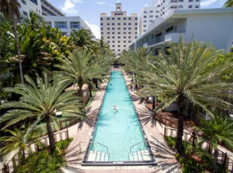 Miami pools, miami pool day pass, miami pool pass, miamicurated