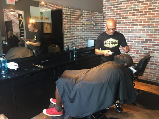 barbershops miami