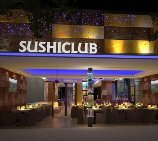 sushi club miami, miamicurated