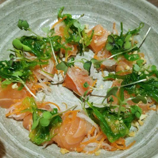 1111 Peruvian, Nikkei cuisine Miami, MiamiCurated