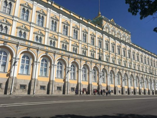 Grand Kremlin palace, Russia travel, World Cup Moscow, MiamiCurated